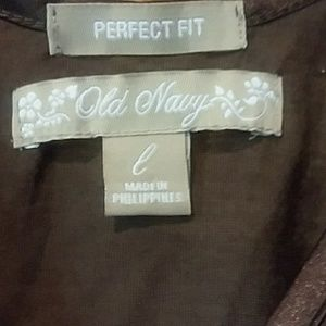 Old Navy Tops - Fun top with lots of details